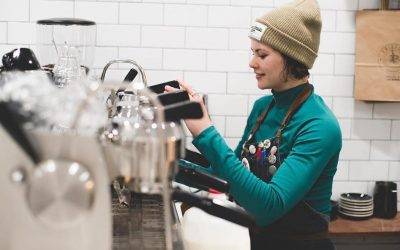 My journey from a farmer's daughter to NYC barista